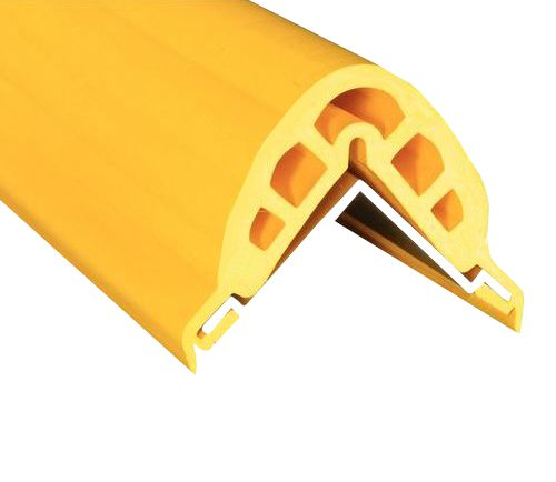 Protections d'angle avec profilé alu