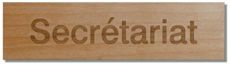 Plaques en bois Hors standard