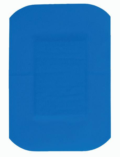 Pansements bleus détectables (photo)