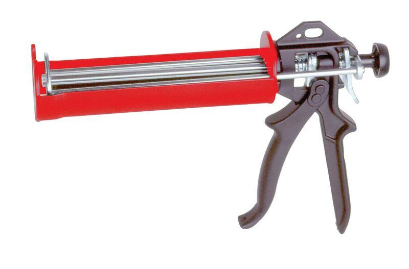 Pistolet et cartouche de colle - (photo)