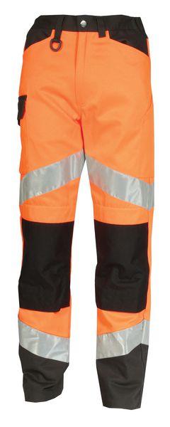 Pantalons de travail haute visibilité (photo)