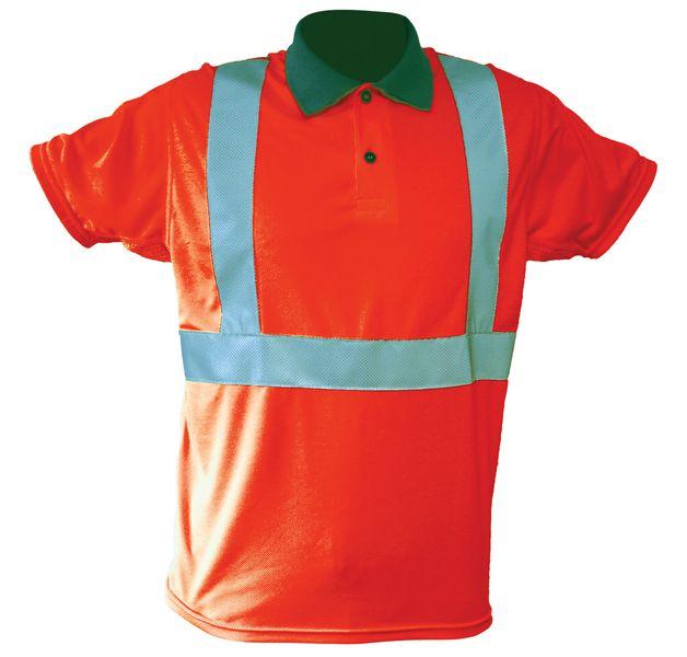 T-shirt et polo haute visibilité