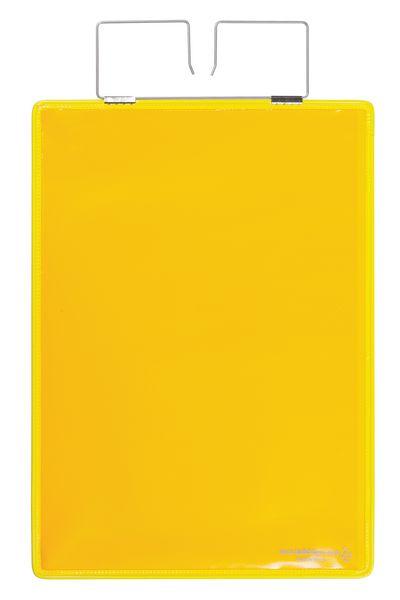 Pochettes porte-documents renforcées à accrocher (photo)