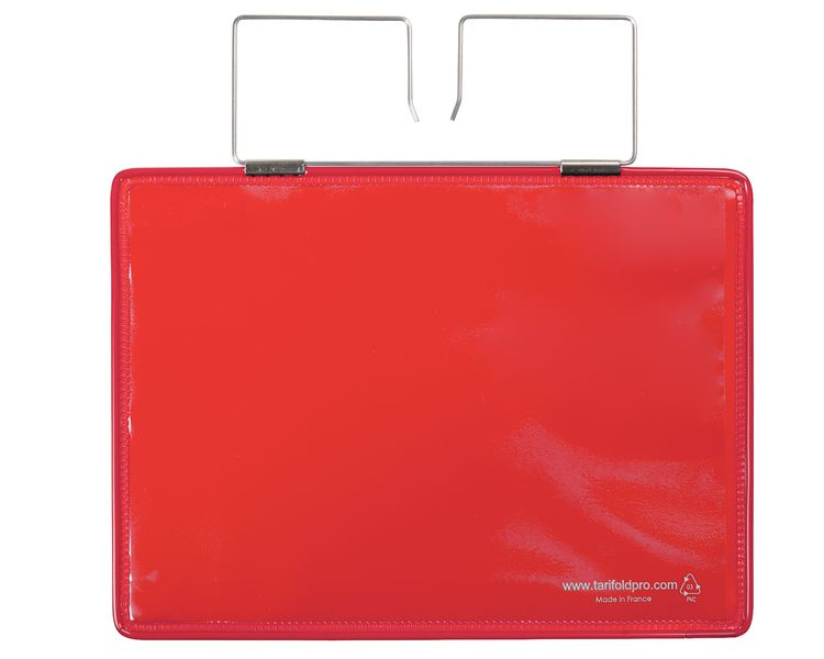 Pochettes porte-documents renforcées à accrocher