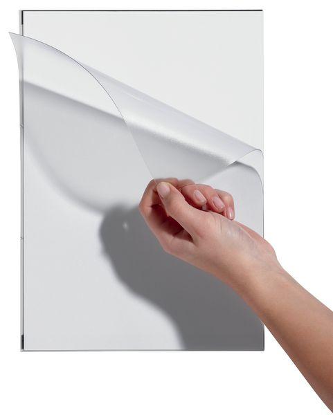 Pochettes d'affichage magnétiques