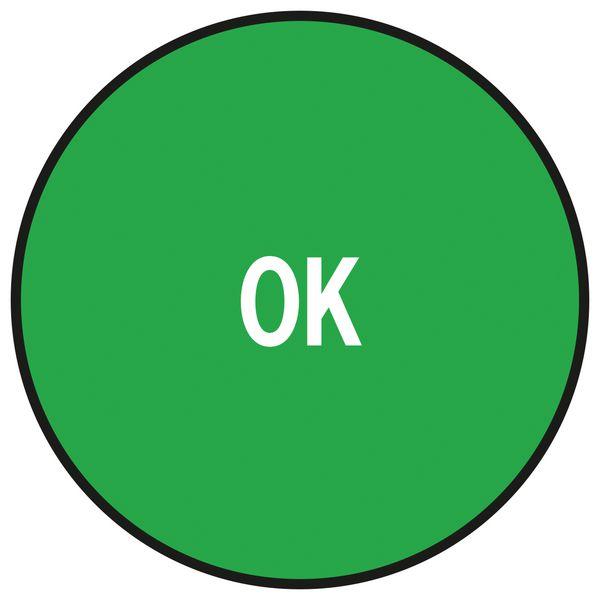 Pastilles multi-usages gestion de stock Ok (photo)