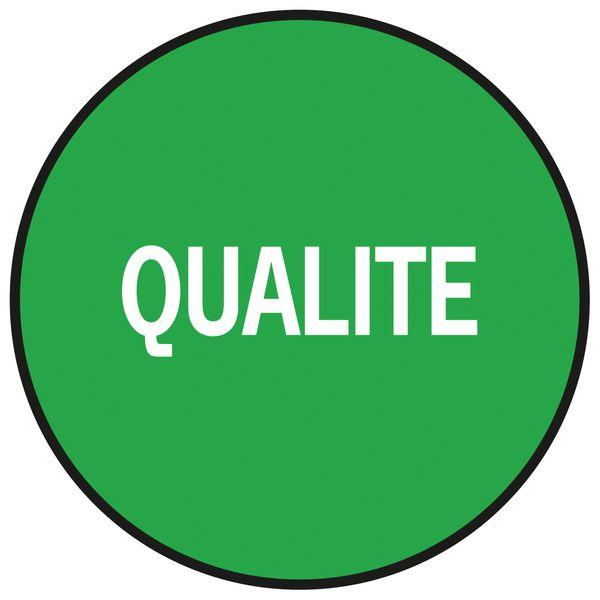 Pastilles multi-usages gestion de stock Qualité (photo)
