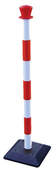 Poteau plastique Poteau socle lourd