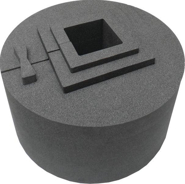 Protège-pilier modulaire
