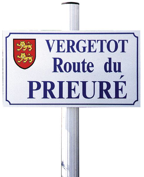 Plaques de rue personnalisées