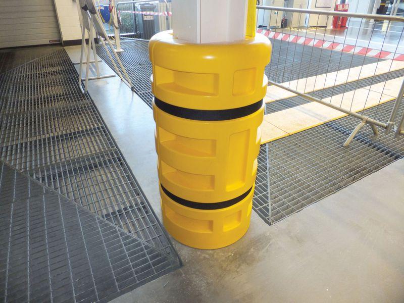 Protège-pilier