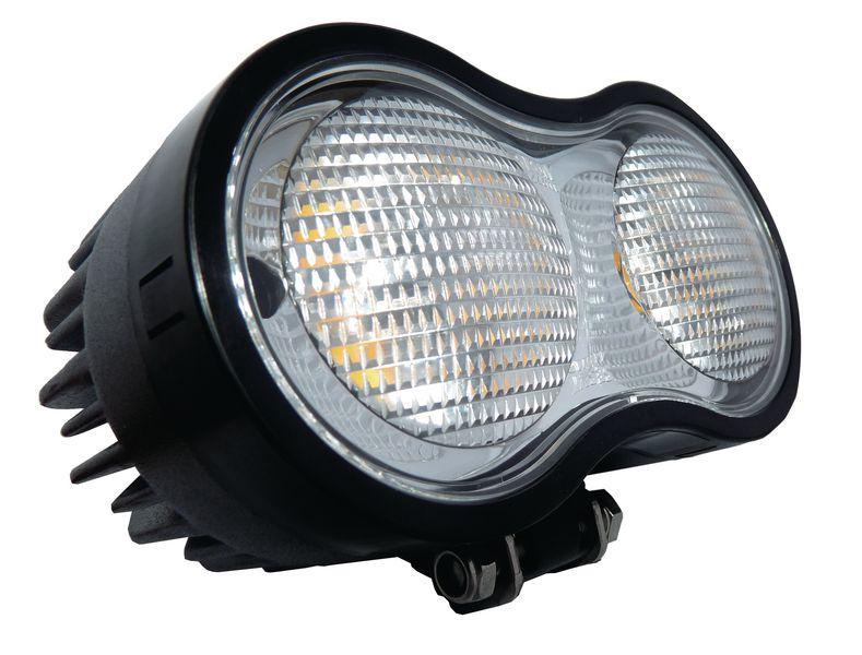 Feux de travail orientables à LED