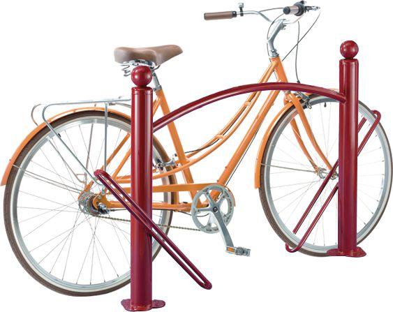 Range-vélos barrière 2 vélos