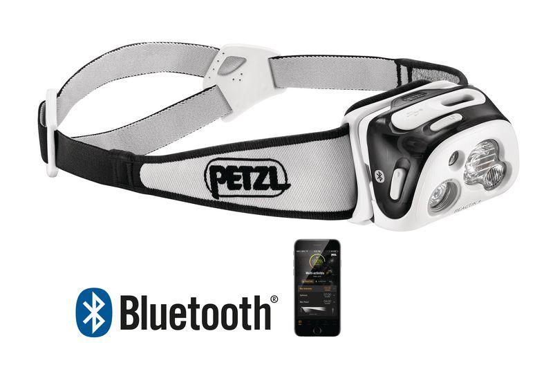 Lampe frontale PETZL Reactik+® 320 lumens (photo)