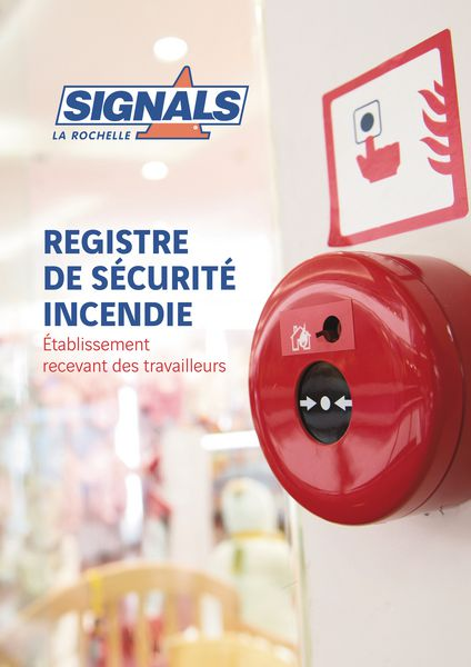 Registre de sécurité (photo)