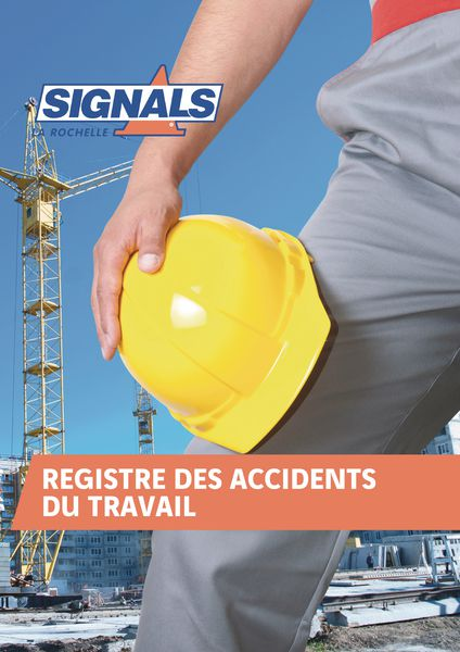 Registre Accident du travail