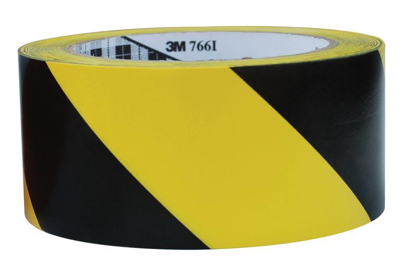 Ruban de signalisation 766 et 767 3M™  long. 33 m