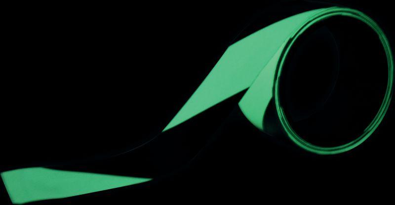 Ruban de signalisation photoluminescent