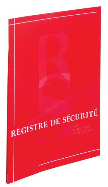 Registre de Sécurité A4