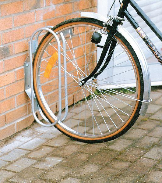 Range vélos au sol ou mural 1 vélo