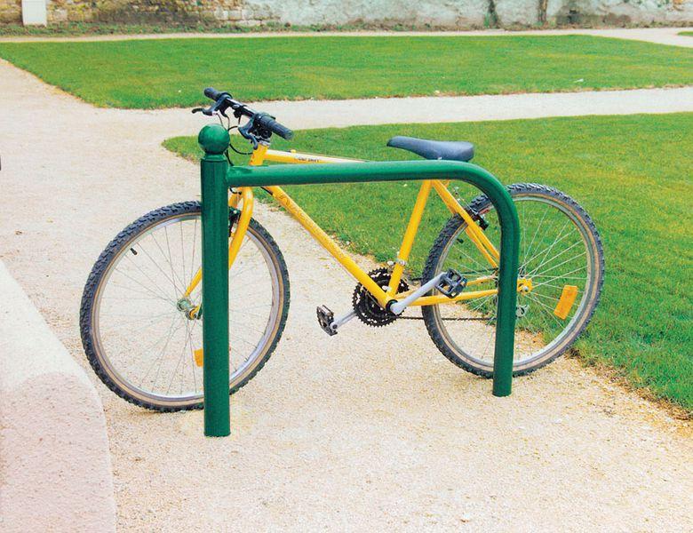 Range vélos arceau 2 vélos ou motos