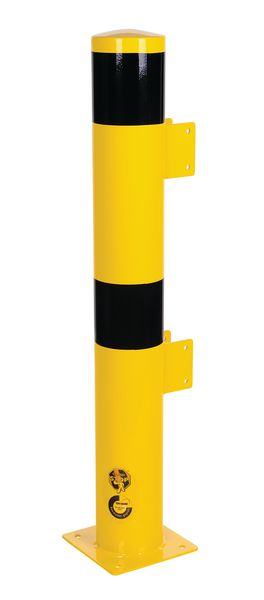 Poteau XL pour barrière de sécurité (photo)