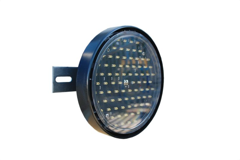 Feu LED clignotant pour signalisation permanente