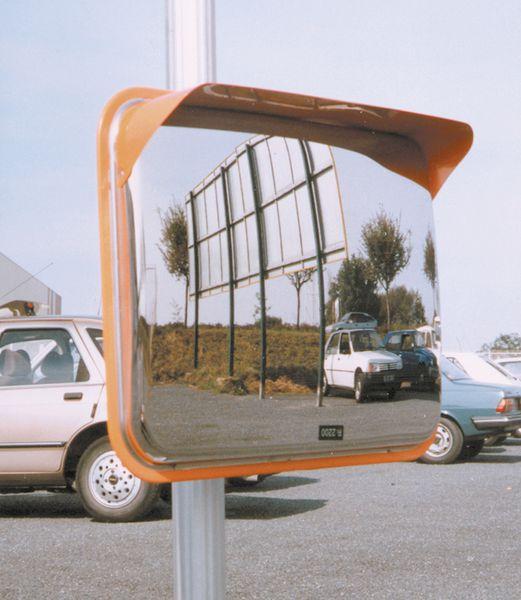 Miroirs multi-usages en inox Grands formats (photo)