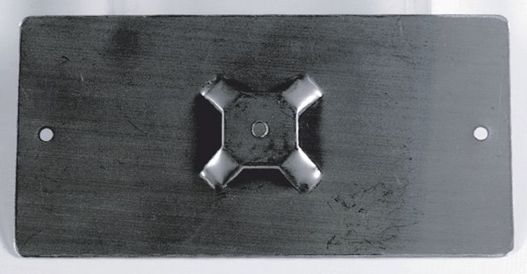 Supports de marqueurs en Inox (photo)