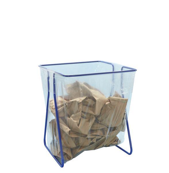 Support de sacs poubelle grands volumes (photo)
