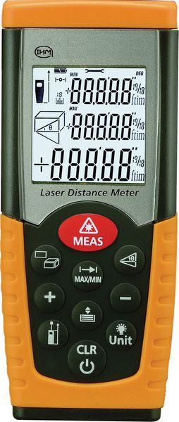 Télémètre portée 60 m L 115 x l 45 x ép 28 mm