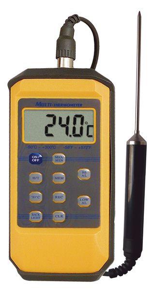 Thermomètre étanche (photo)