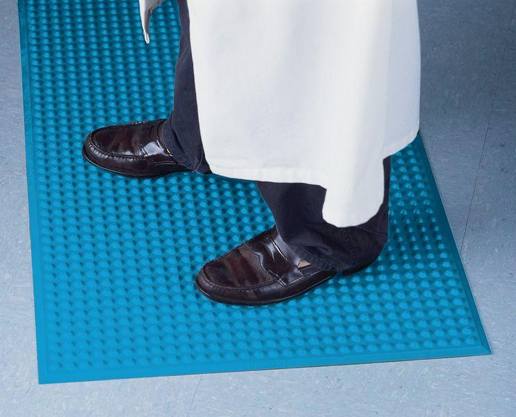 Tapis ergonomique hygiène (photo)