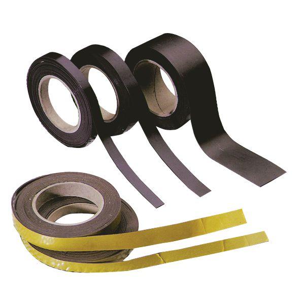 Rubans magnétiques (photo)
