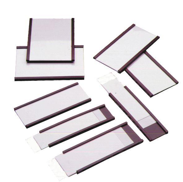 Porte-étiquettes magnétiques (photo)