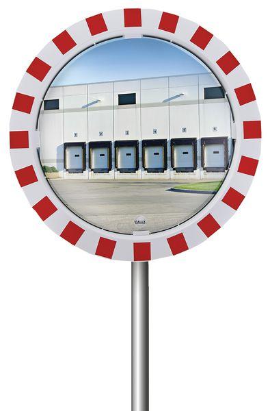 Miroirs incassables Industrie, logistique 2 directions