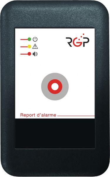 Alarme pour déficients auditifs - Récepteur