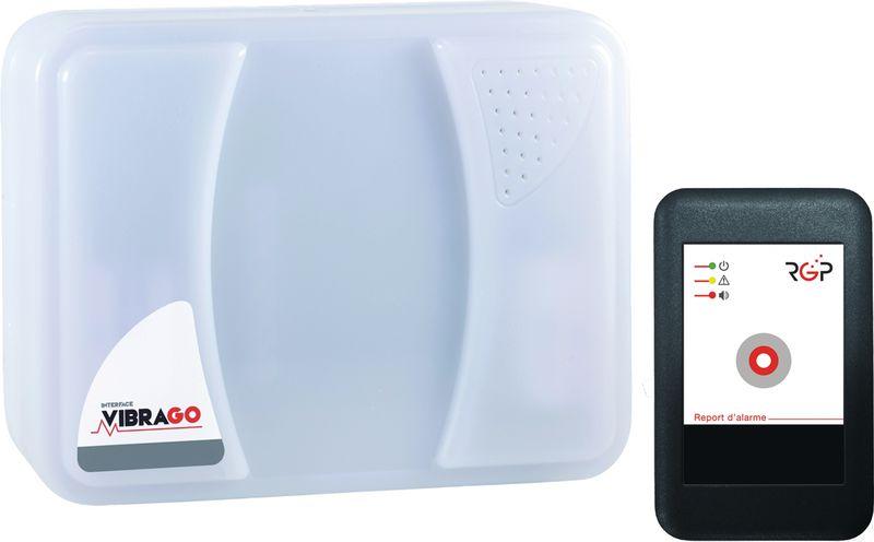 Kit récepteur Vibrago pour déficients auditifs