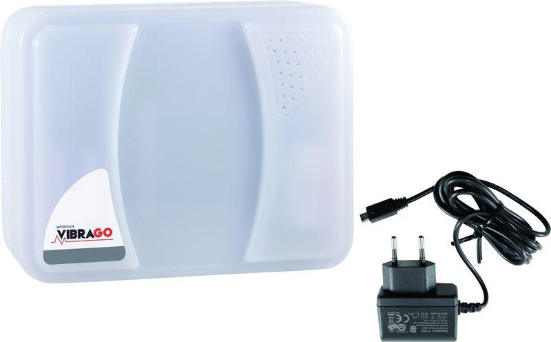 Kit récepteur Vibrago pour déficients auditifs (photo)