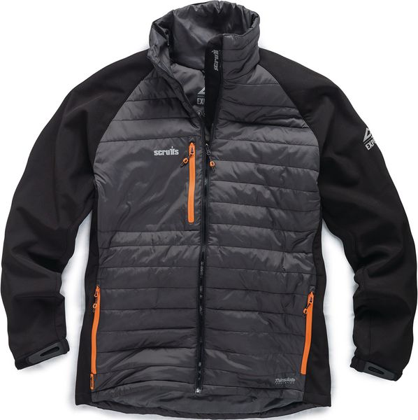 Veste thermo Softshell
