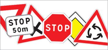 Quelle réglementation pour la signalisation routière ?