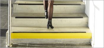 Comment signaler et sécuriser vos escaliers ?