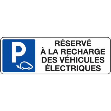 Kit Parking réservé recharge des véhicules élec
