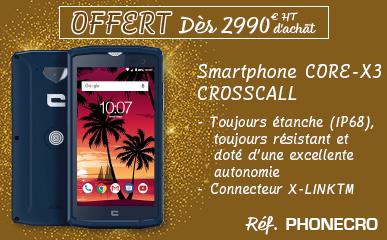Smartphone CROSSCALL CORE-X3