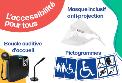 Promotions Flyer Accessibilité
