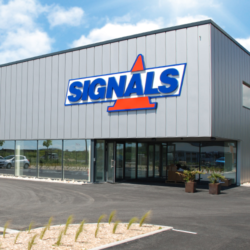Tout sur Signals