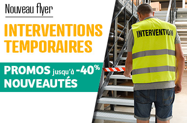 Flyer Interventions Temporaires