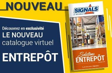 Nouveau catalogue Entrepot