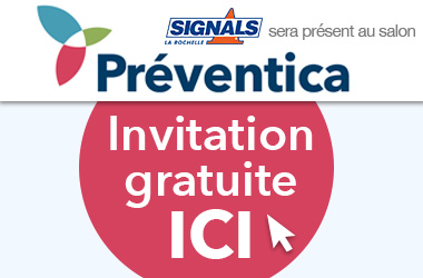 Salon Préventica 2019 Inscription