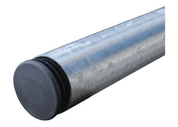 Poteaux galvanisés Ø 60 mm